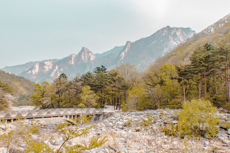 Hiking Seoraksan National Park – Where to Go and How to Get There