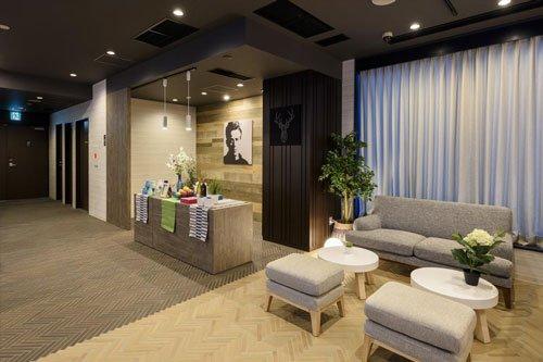 Where to Stay in Tokyo - Belken Hotel Tokyo