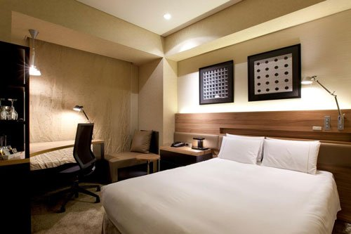 Where to Stay in Tokyo - The Royal Park Hotel Tokyo Shiodome