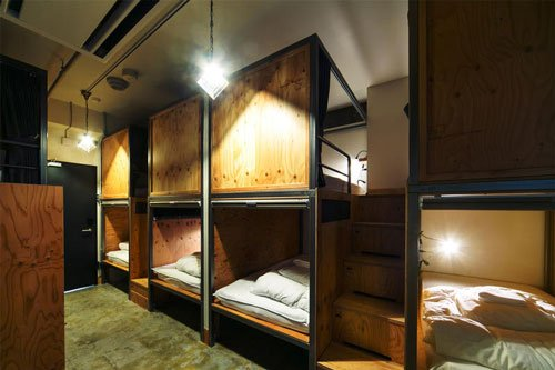 Where to Stay in Tokyo - Owl Hostel