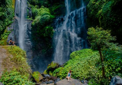 How to Get to Sekumpul Waterfall in Bali
