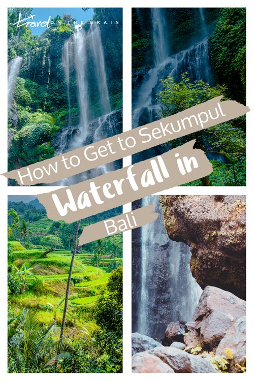 How to Get to Sekumpul Waterfall in Bali