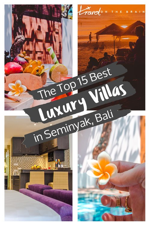 The Top 15 Best Seminyak Luxury Villas of 2018