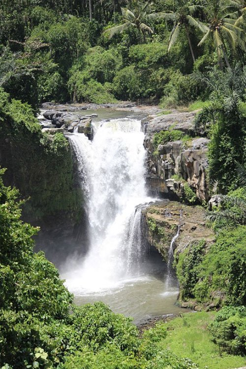 The top 25 Bali Waterfalls - Tegenungan Waterfall
