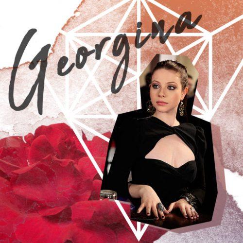 Georgina Gossip Girl Outfits