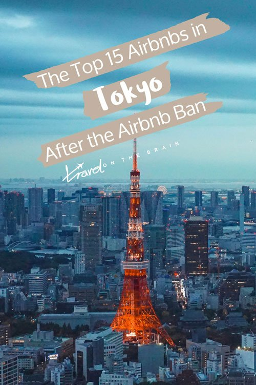 Top 15 Airbnbs in Tokyo for 2018/19 After the Airbnb Ban
