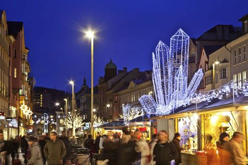 Christmas Market Maria-Theresien-Straße