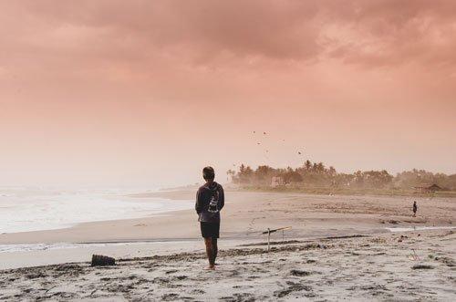 Pantai Melasti Bali neach Tanah Lot