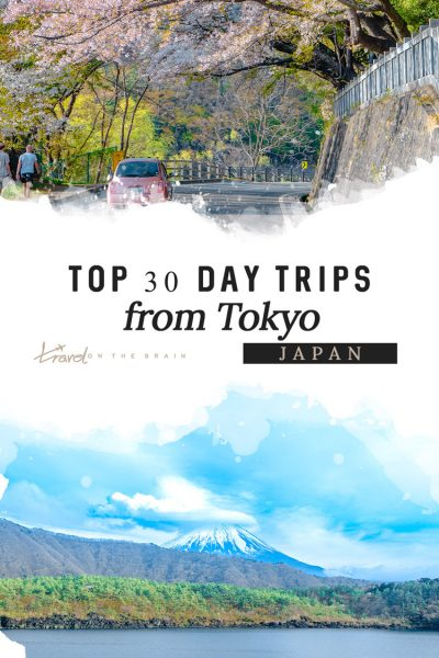 30 Day Trips from Tokyo, Japan