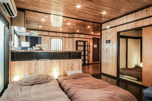 Cedar  Apartment in Tokyo