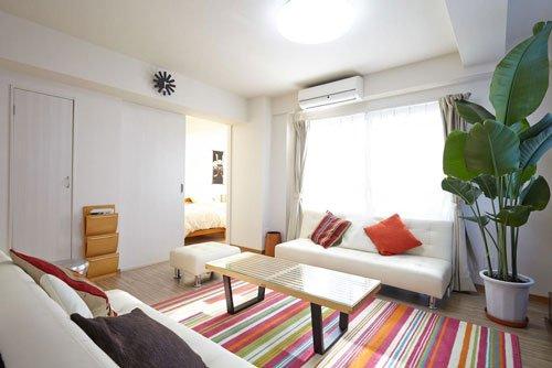 shibuya airbnb listing in tokyo