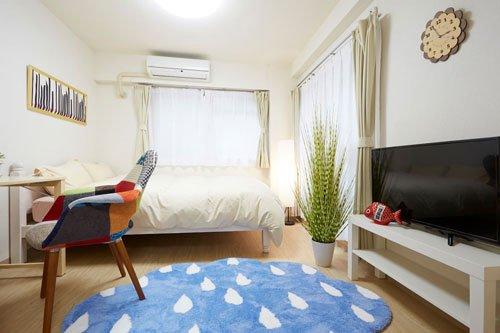 Cute room near Shinjuku  - airbnb in tokyo