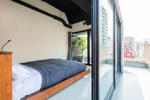 Private room in KIKKA hostel- airbnb in tokyo