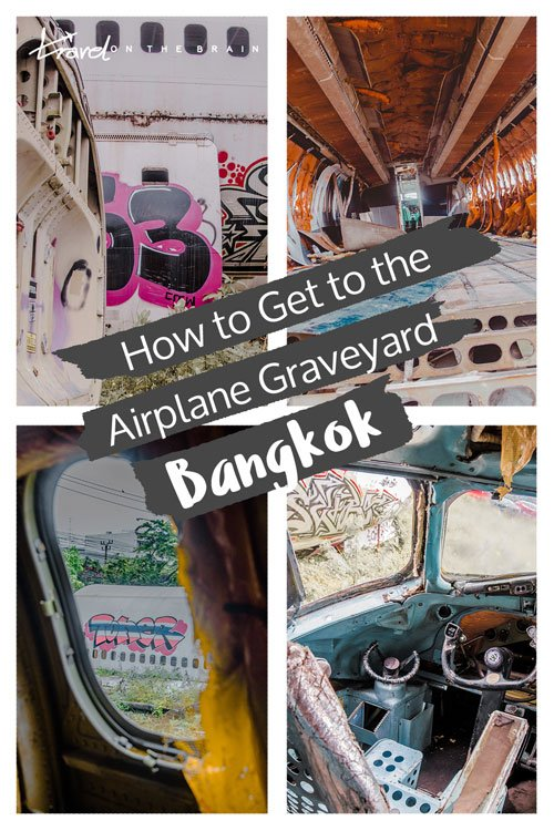 How to Get to the Airplane Graveyard in Bangkok