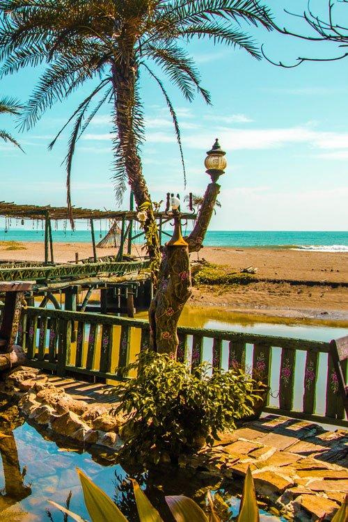La Laguna near Batu Belig Beach