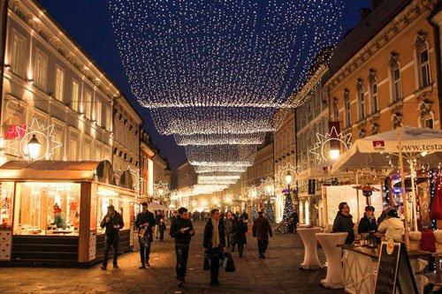 Klagenfurt Christmas Market