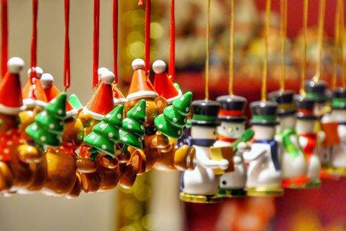 Austria Christmas Market in Salzburg