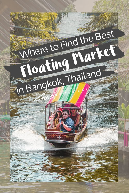 Where to Find the Best Floating Market in Bangkok