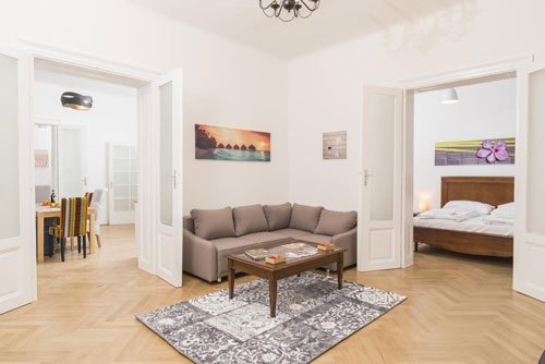 Belvedere Suite by welcome2vienna- where to stay in vienna