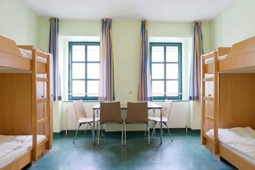 Jugendherberge Wien - Myrthengasse