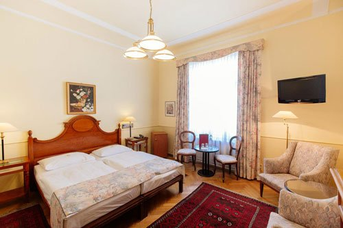 Pension Nossek - where to stay in vienna