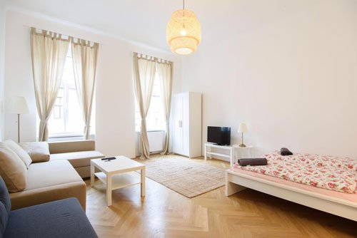 Vienna Living Apartments - Parkgasse - where to stay in vienna