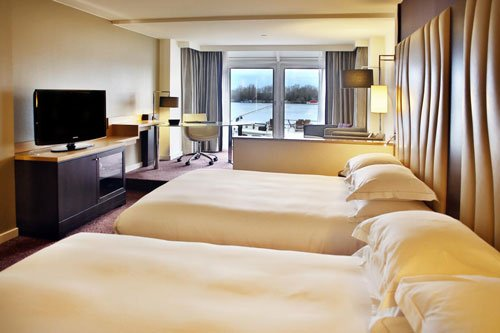 Vienna Hilton Danube - where to stay in vienna