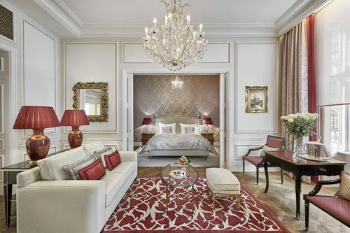 Sacher Hotel - where to stay in vienna