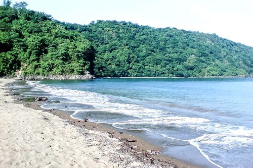 Calayo Beach, Nasugbu, Batangas