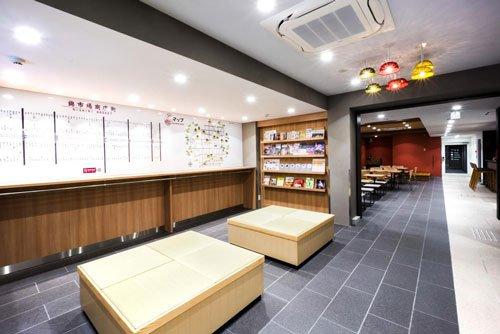 Grids Kyoto Shijo Kawaramachi Hotel&Hostel