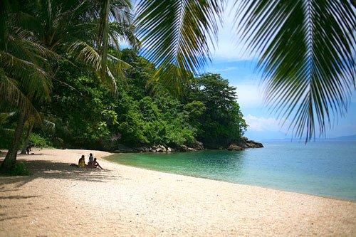 Puerto Galera Beach, Philippines
