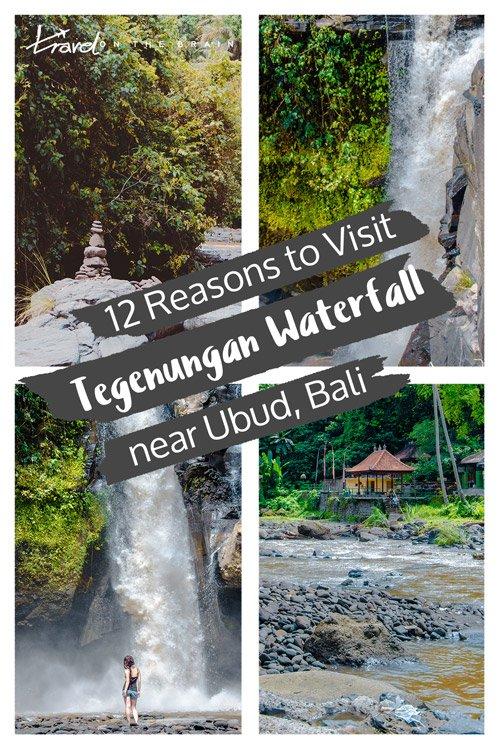 12 Reasons to Visit Tegenungan Waterfall near Ubud (Blangsinga Waterfall)
