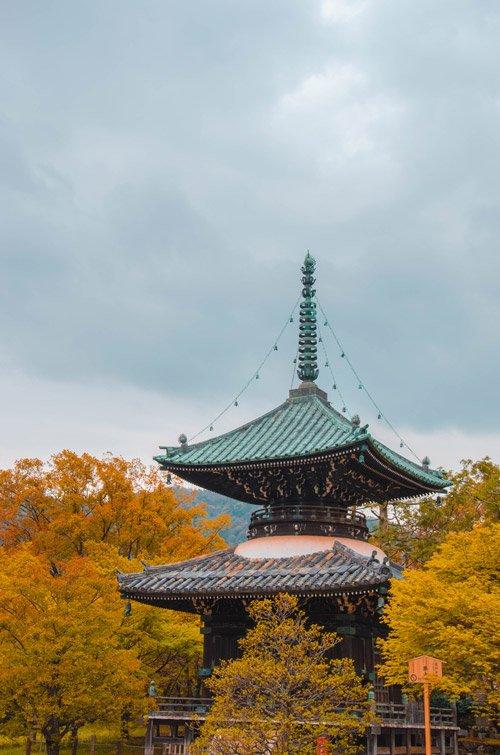 Seiryoji (Sagashakado) Temple