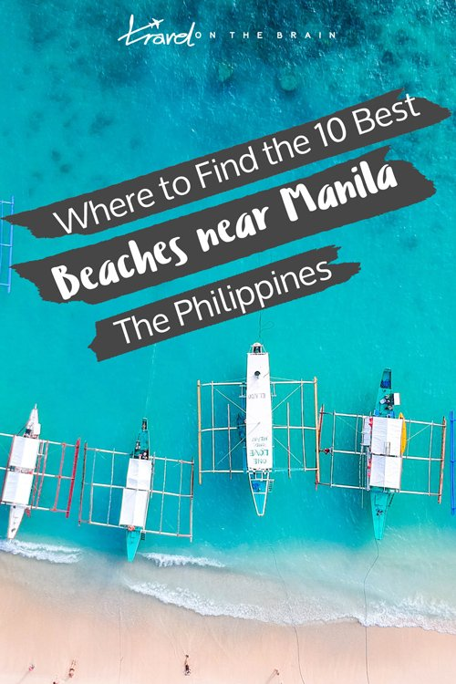 10 Best Beaches near Manila – Ideas for Day Trips from Manila