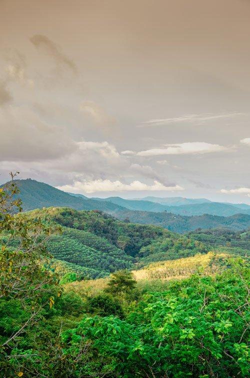 Nakkerd Hills, Phuket, Thailand
