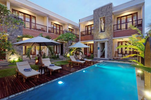 Uluwatu hotel U Tube Hotel & Spa