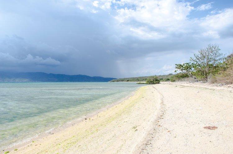 West Bali National Park Prabat Agung Beach