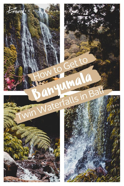 How to Get to Banyumala Twin Waterfall in North Bali