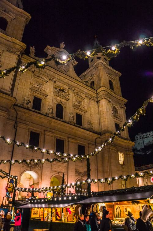 Top 8 Tips for Your Christkindlmarkt Salzburg Visit