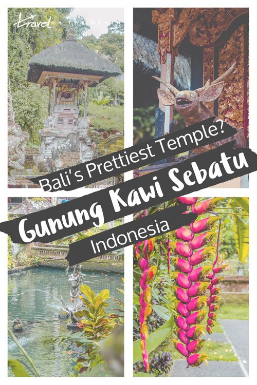 Is Gunung Kawi Sebatu Bali's Prettiest Temple? Here Are 10 Photos