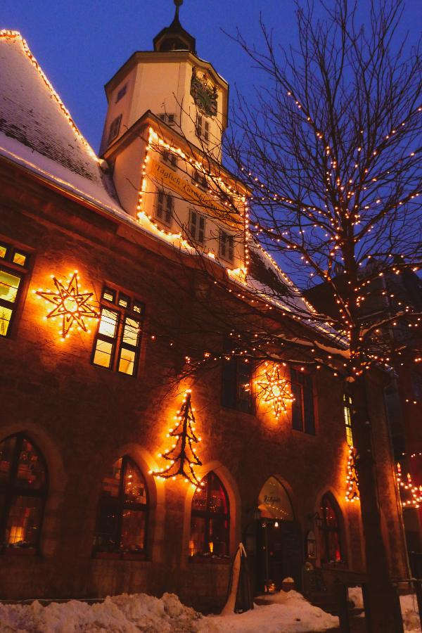 Top 10 Christmas Markets in Thuringia for Castle & History Lovers
