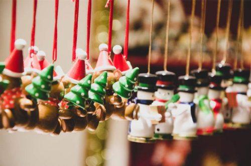 tre hangers at Salzburg Christkindlmarkt