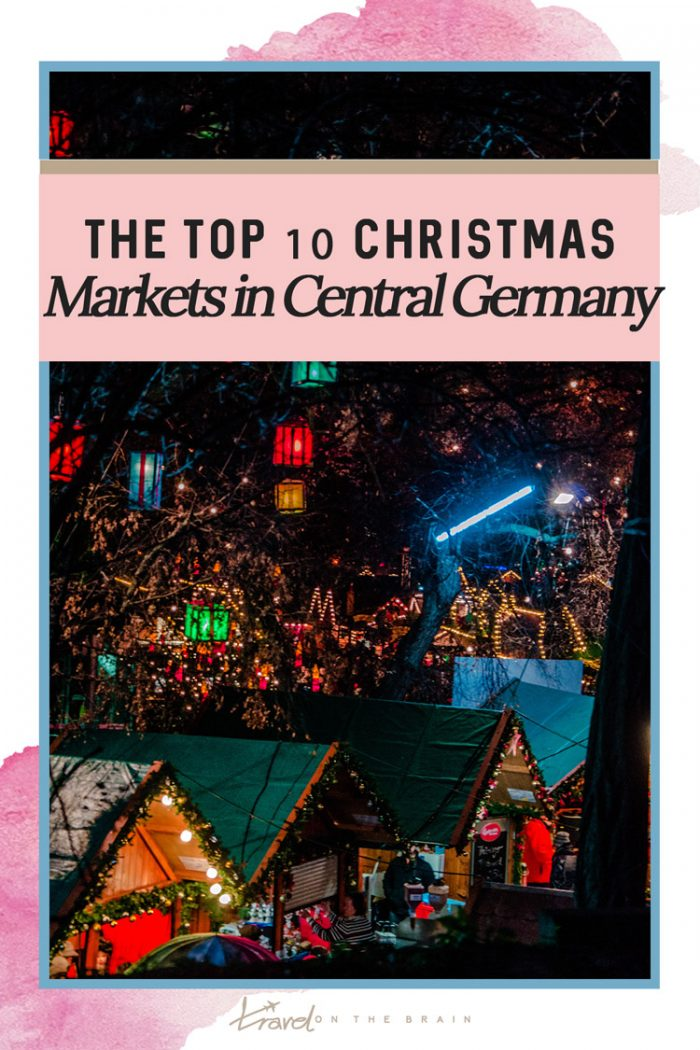 Top 10 Christmas Markets in Thuringia, Germany – For Castle & History Lovers