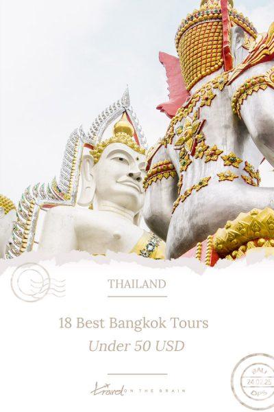 18 Best Bangkok Tours under 50 USD
