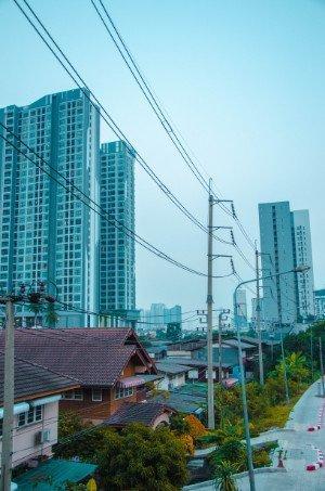 Bangkok skyscrapers