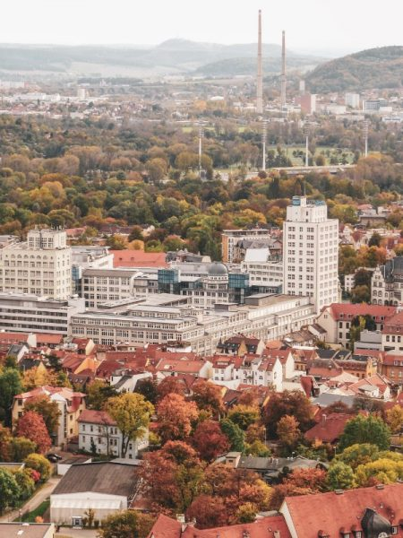 Jena Skyline - Things to Do in Jena & Surrounds