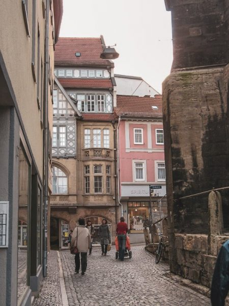 city centre Jena - Things to Do in Jena & Surrounds