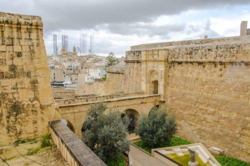 Couvre Porte in Birgu Malta