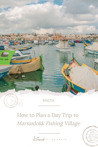 How to Plan a Day Trip to Marsaxlokk Market