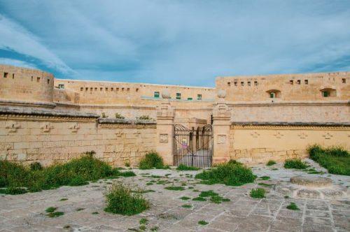 Fort St Elmo Valletta Malta